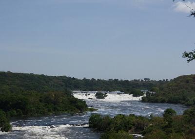 falls in Uganda