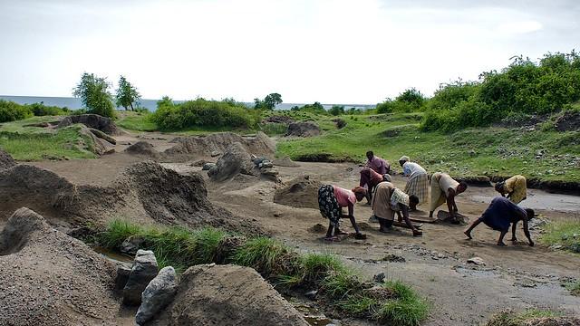 kibiro salt works