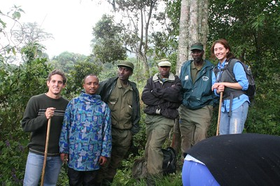 budget safari uganda rwanda